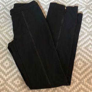 Ralph Lauren Zipper Front Trousers
